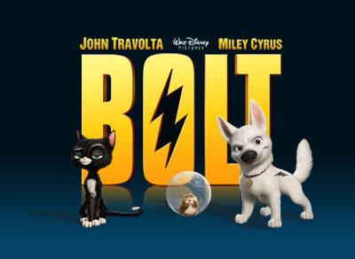 Bolt Disney plaatjes