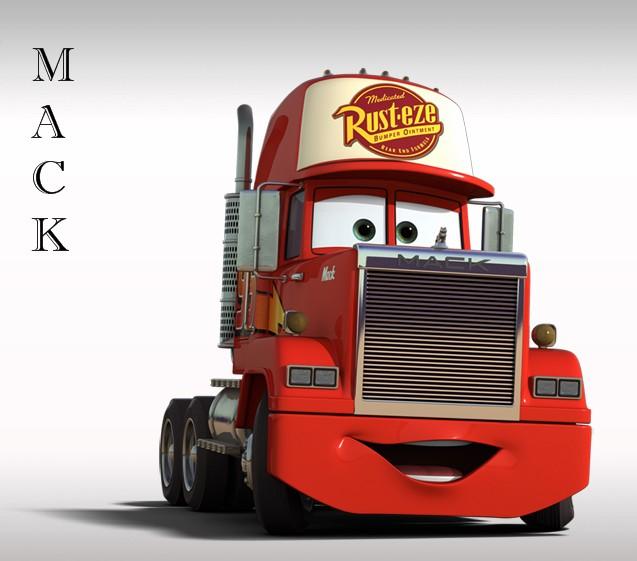 Cars Mack