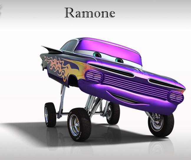 Cars Ramone
