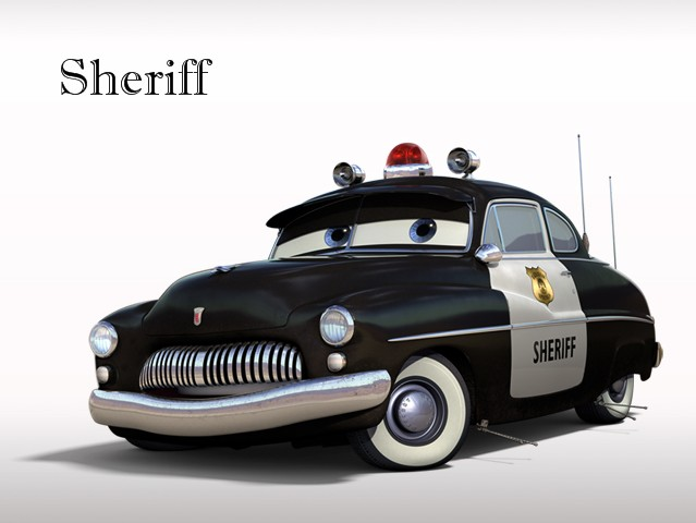 Cars Sheriff