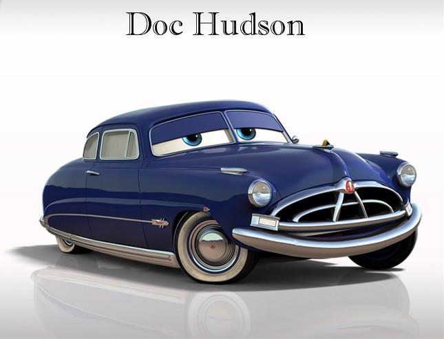 Cars Doc Hudson
