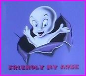 Disney plaatjes Casper het spook