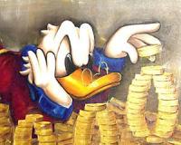 Dagobert duck Disney plaatjes