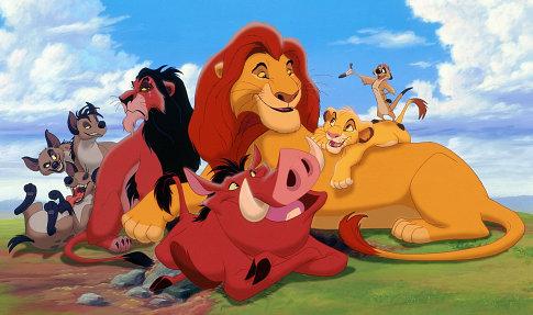 De leeuwenkoning Disney plaatjes