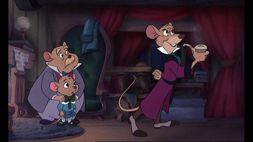 De speurneuzen Disney plaatjes