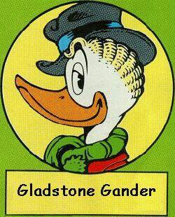 Disney plaatjes Guus Geluk