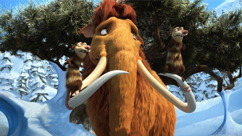 Ice age Disney plaatjes