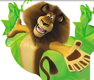 Madagascar Disney plaatjes