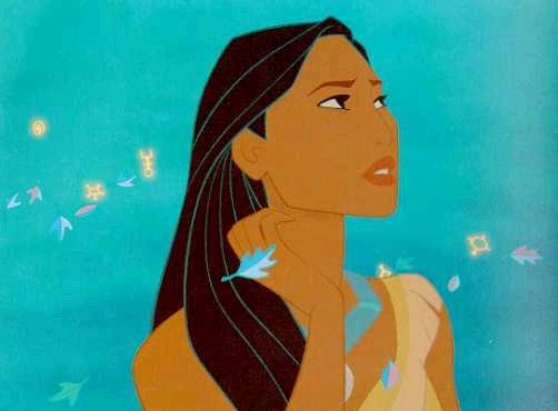 Pocahontas Disney plaatjes