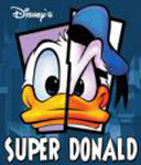 Disney plaatjes Super donald duck