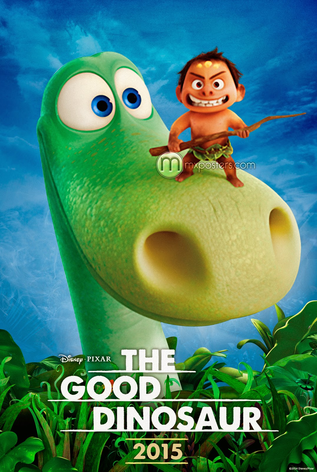 Disney plaatjes The good dinosaur