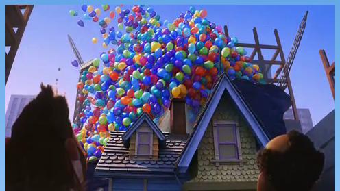 Up Disney plaatjes