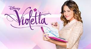 Disney plaatjes Violetta