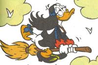 Disney plaatjes Zwarte magica