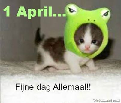 1 april Facebook plaatjes