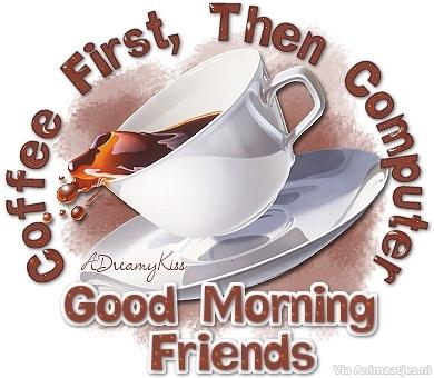 Goedemorgen Facebook plaatjes