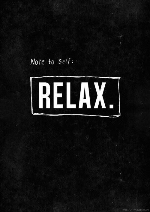 Relaxen Facebook plaatjes