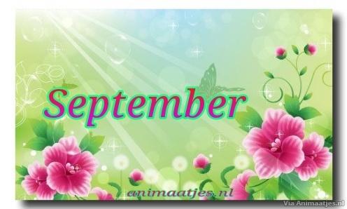 September Facebook plaatjes