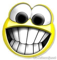 Smileys Facebook plaatjes Smiley Tanden
