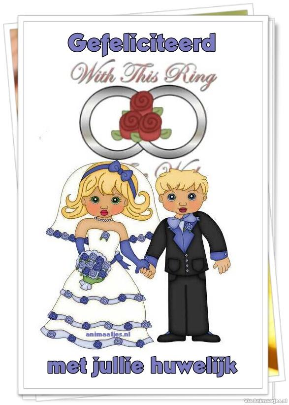 plaatje trouwdag gefeliciteerd 187 animaatjes nl