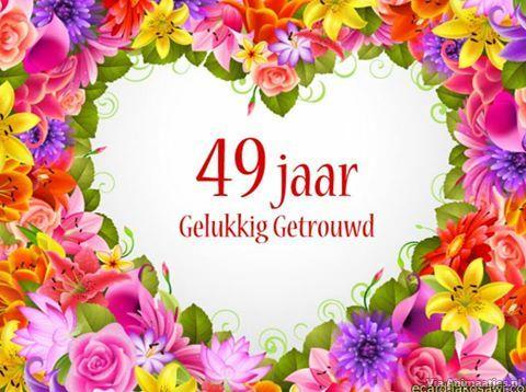49 jaar getrouwd Gedicht 49 Jaar Getrouwd   ARCHIDEV 49 jaar getrouwd