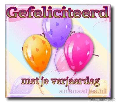 Super Verjaardag Facebook Plaatjes » Animaatjes.nl AZ87