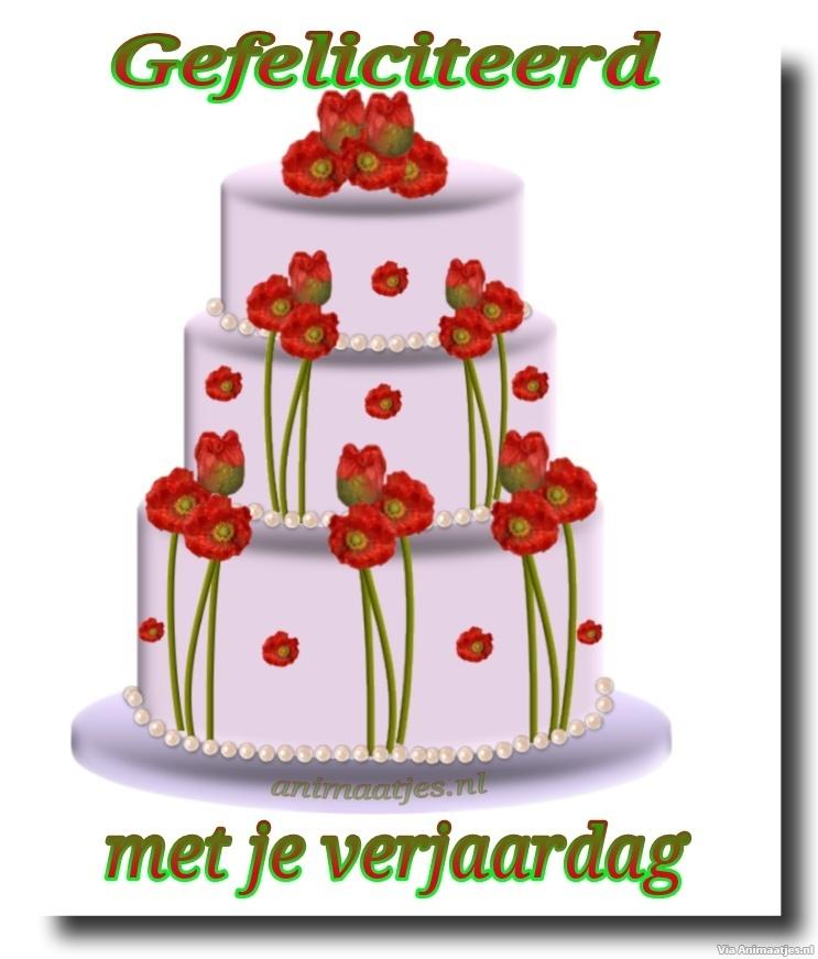 Top Verjaardag Facebook Plaatjes » Animaatjes.nl WO88