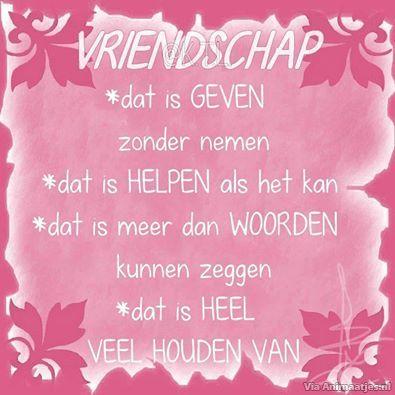 Vriendschap Facebook plaatjes
