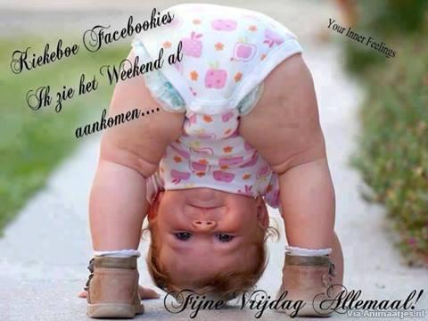 vrijdag Facebook plaatjes