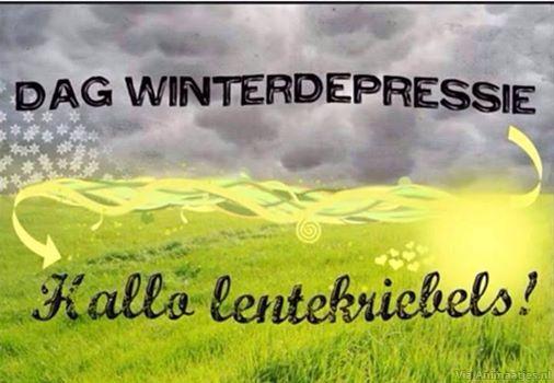 winter Facebook plaatjes