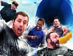 Films en series Films Grown ups 1 Waterglijbaan