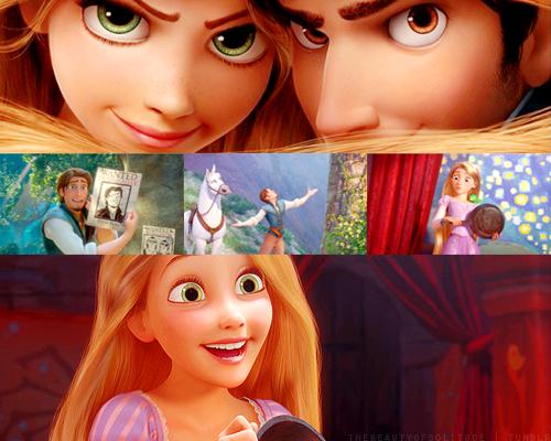 Films en series Films Rapunzel
