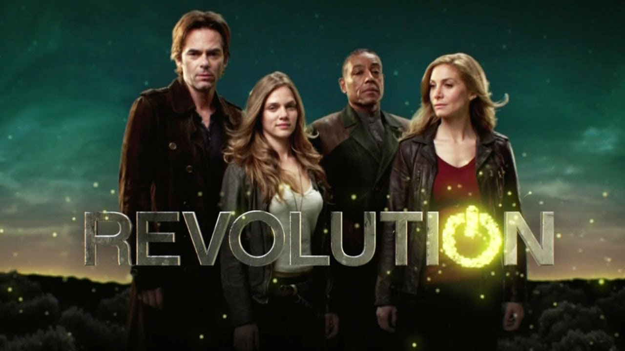 Films en series Series Revolution