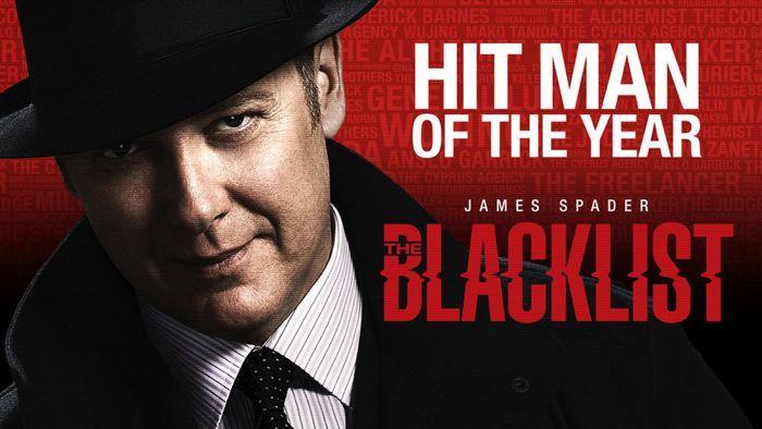 Films en series Series The blacklist