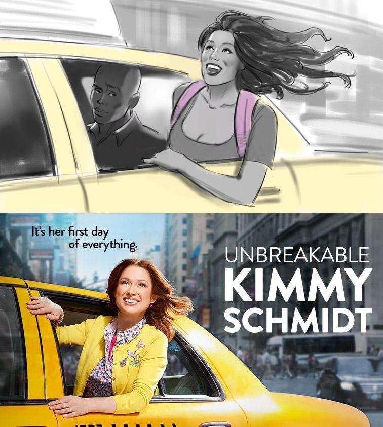 Films en series Series Unbreakable kimmy schmidt