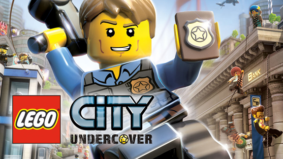 Lego City Undercover Games Animaatjes Nl