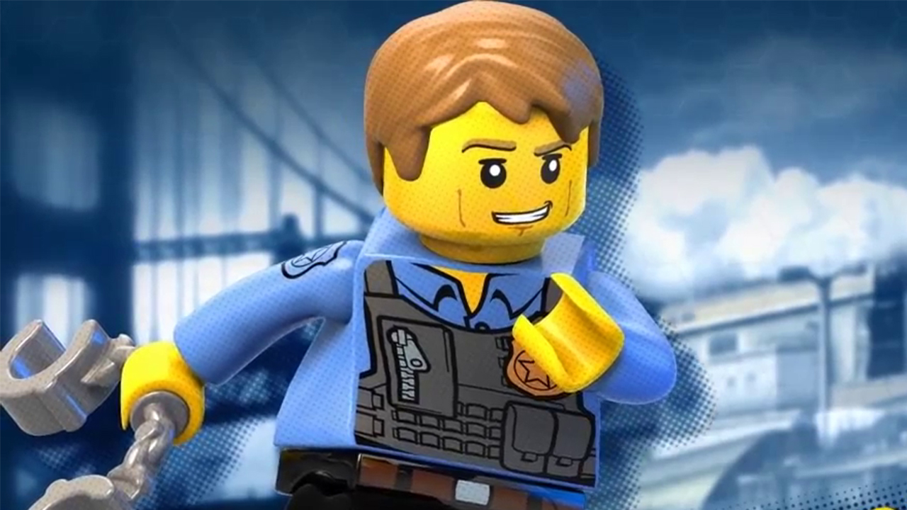 Chase McCainLego City Undercover Chase Mccain Civilian