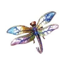 Libelle Glitter plaatjes