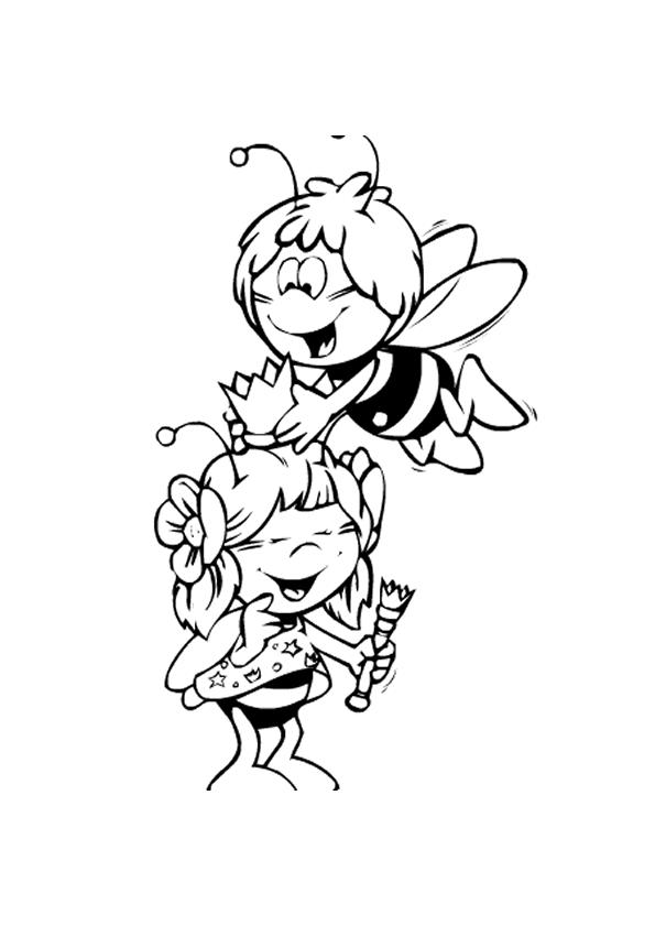 Kleurplaten Beterschap Wensen.Bijen Kleurplaat Dieren Kleurplaat Animaatjes Nl