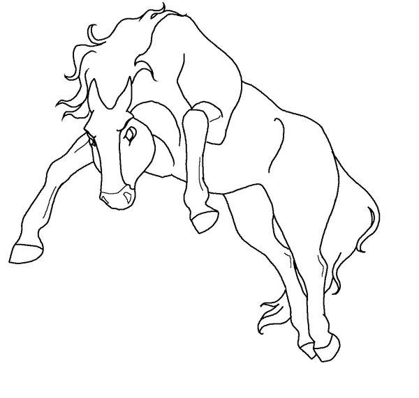 Kleurplaten Paarden Spirit.Kleurplaat Spirit Samen Vrij Leuk Voor Kids Lucky Met Haar Paard