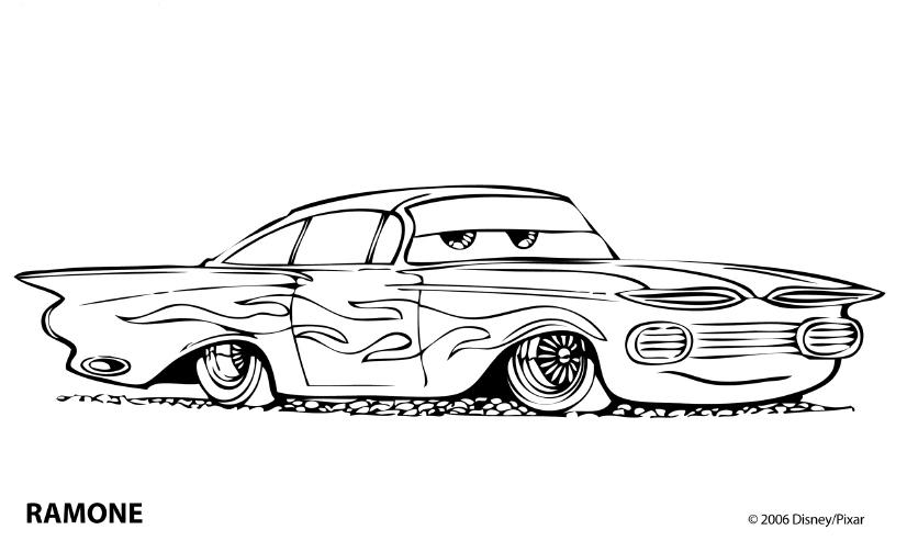 Disney Pixar Kleurplaten.Cars Kleurplaat Disney Kleurplaat Animaatjes Nl