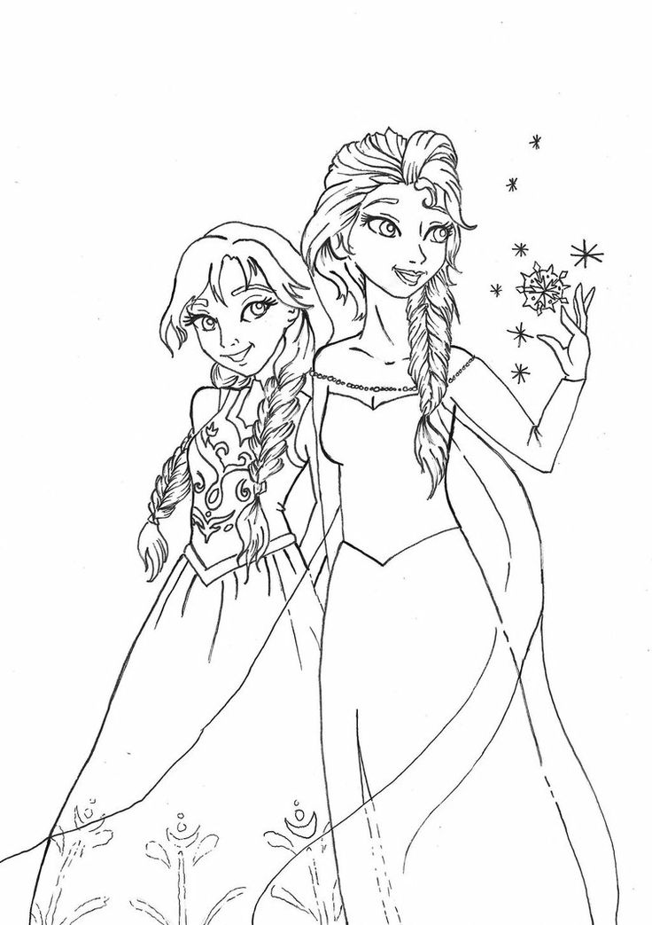 frozen 2 fever coloring pages - photo#20