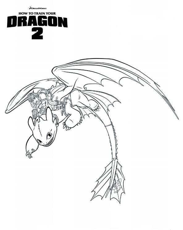 kleurplaat disney kleurplaat how to train your dragon