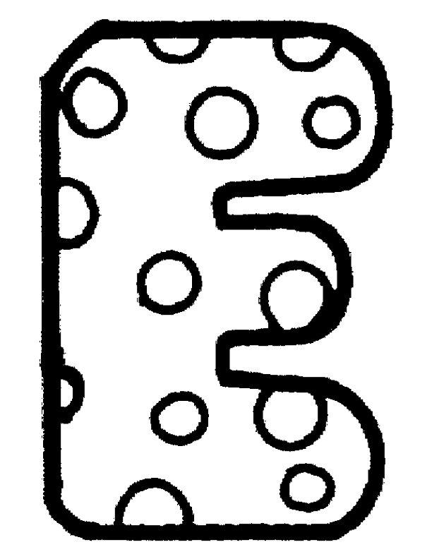 Kleurplaten Letter S.Kleurplaat Alfabet Stippen Animaatjes Nl