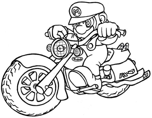 1000 Kleurplaten Nl Mario Kleurplaat 187 Animaatjes Nl