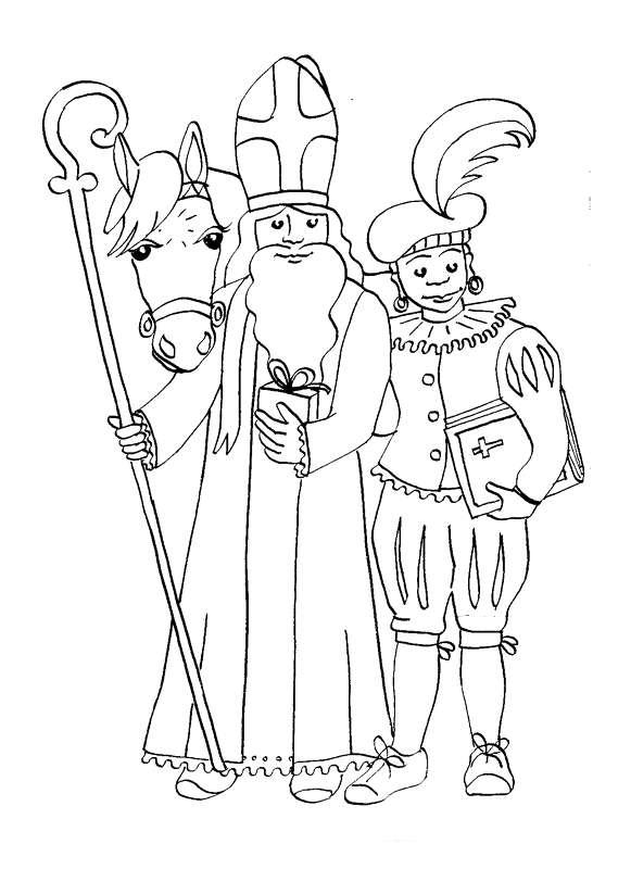 Dansende Zwarte Piet Kleurplaten.Zwarte Piet Kleurplaat Sinterklaas Kleurplaat 187 Animaatjes Nl