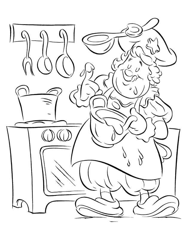 Kleurplaten Sinterklaas kleurplaten Sinterklaas snoepgoed