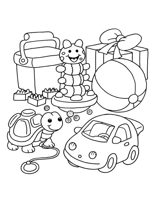 Kleurplaten Speelgoed Dokter.Kleurplaat Speelgoed Auto Visiebinnenstadmaastricht