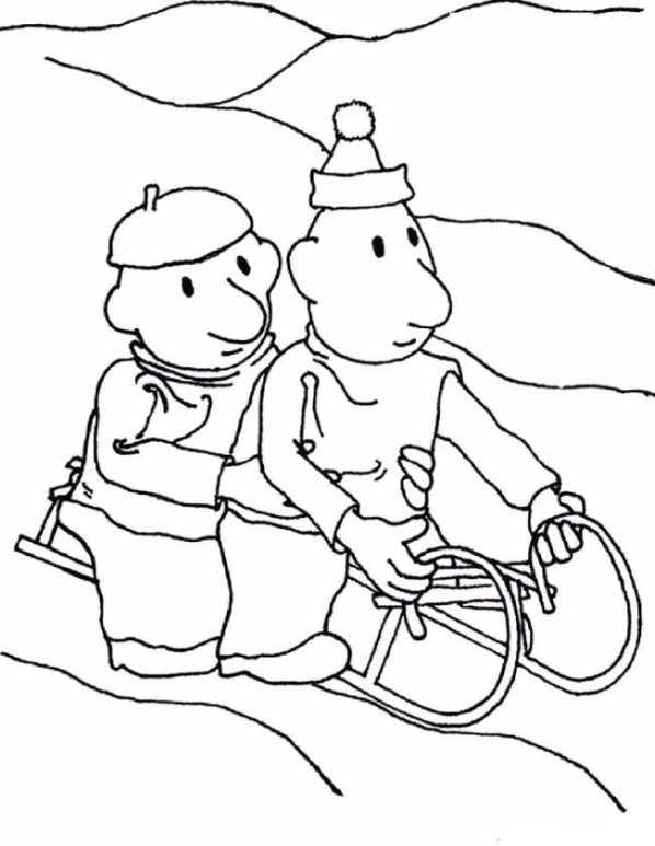 buurman en buurman kleurplaten animaatjes nl