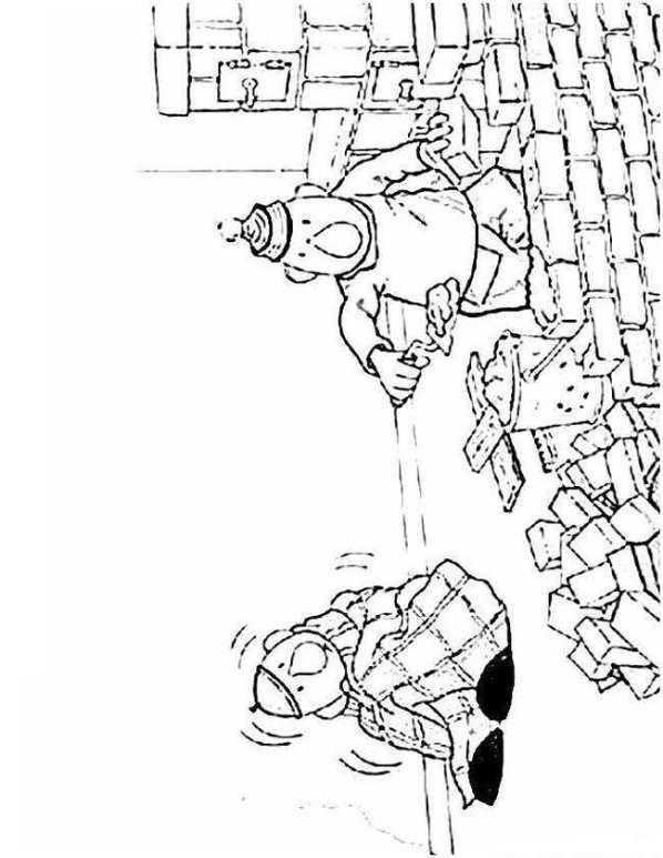 Buurman En Buurman Kleurplaten 187 Animaatjes Nl